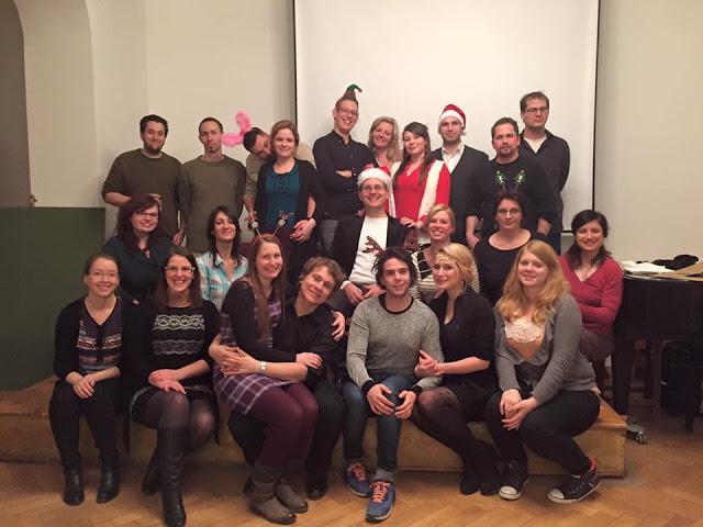 6. KÖSZI Karácsony – Kis családunk karácsonya – 2015