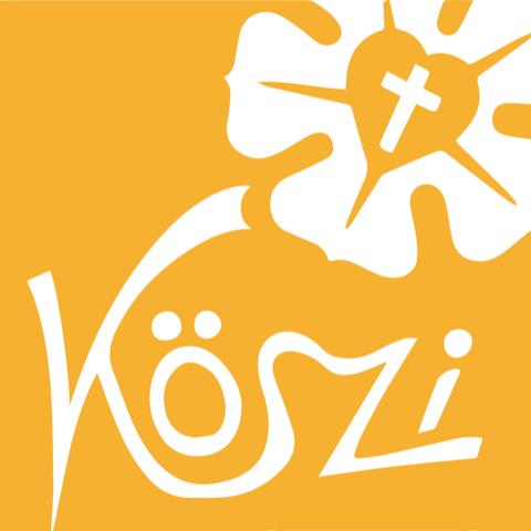 KÖSZI logó