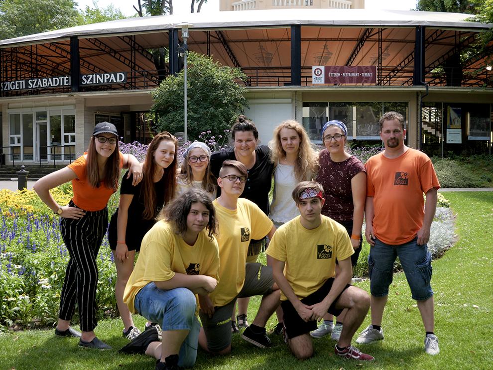 Ilyen volt a 9. SZIVI Ifjúságivezető-képző tábor