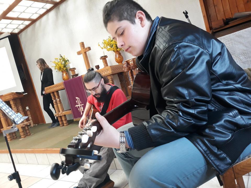 Nem maradunk támasz nélkül – 82. KÖSZI Megálló istentisztelet Piliscsabán
