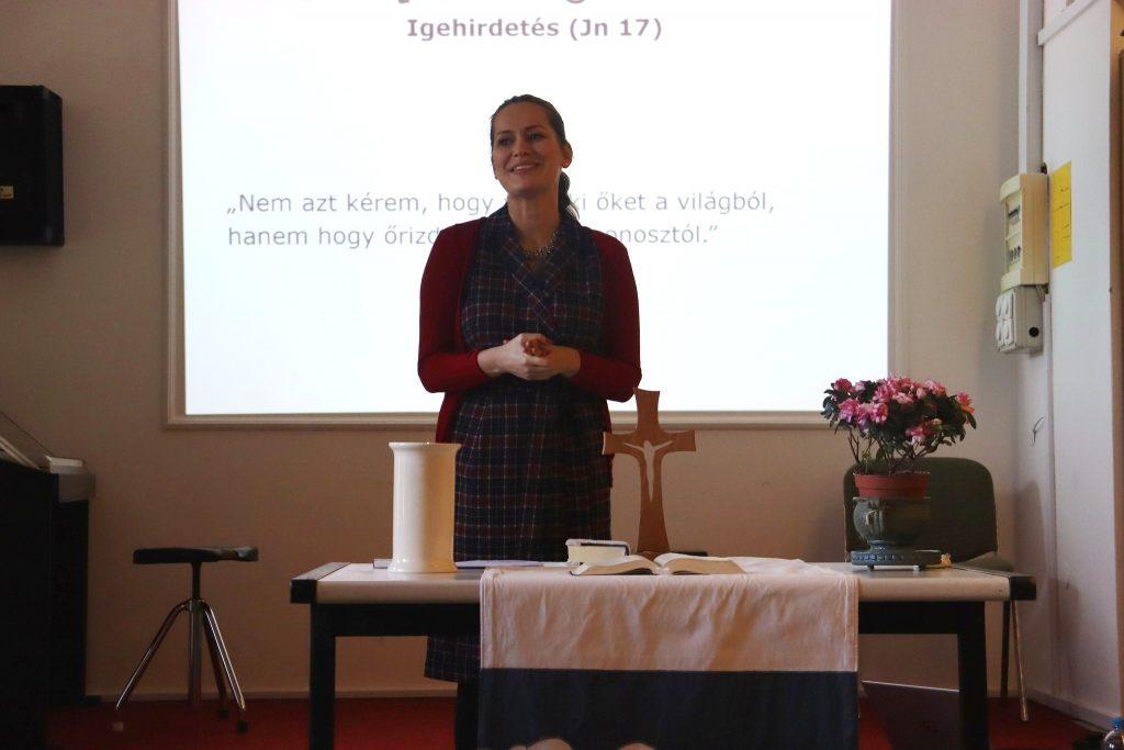 Só és világosság – Megálló istentiszteletet tartottak Balatongyörökön