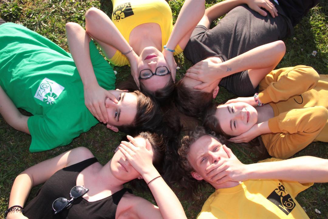 Ép testben ép lélek – Ilyen volt a 12. KÖSZI Életfonal életvezetési tábor